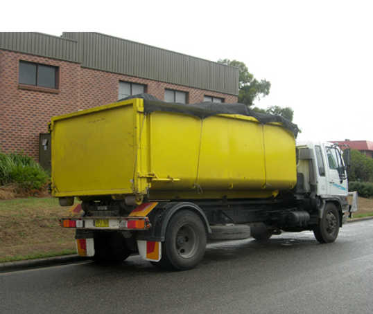 Big Hook-lift bins