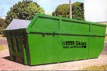 Plumpton Skip Bins come in all sizes big and small