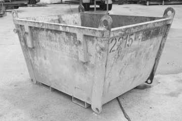 Marayong Skip Hire bins for concrete