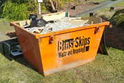 Sussex Inlet Skip Bin Hire can leave a skip bin on your nature strip any day