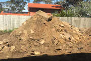 Soil for Illawong Clean Fill Skip Bins
