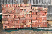 Recycled Bricks for Ballan Skip Bins