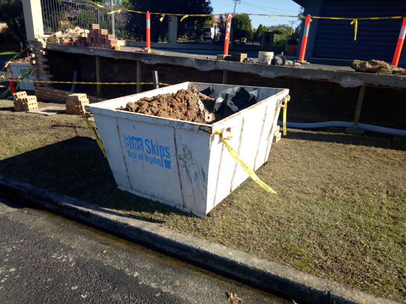 South Western Sydney Skip Bins delivered daily to Hurstville