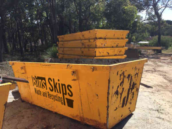 skip hire Kingaroy