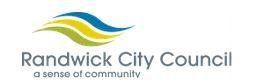 Randwick City Council mangae skip bin permits for the local government area