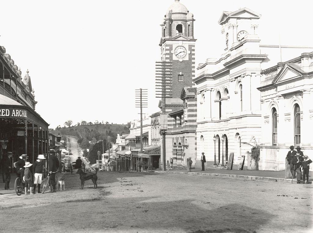 Brisbane Street Ipswich
