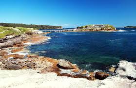Sydney's famous Botany Bay