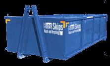 skip hire Adelaide - 12m hook-lift bin