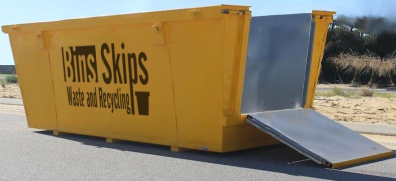 Hobart skip bins