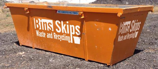 6.0m³ Skip Bins Delivered to Windsor delivered by Sydney Skip Hire