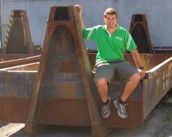 Hook-lift Bins and Marrell Skip Bins Sydney