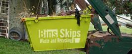 Small Skip Bin from Redland Skip Bins