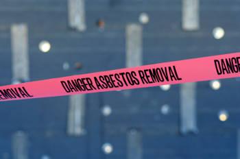 Danger Asbestos Will Robinson