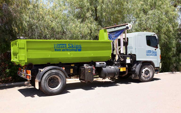 Redcliffe Hook-lift Bins and Marrell Skip Bins