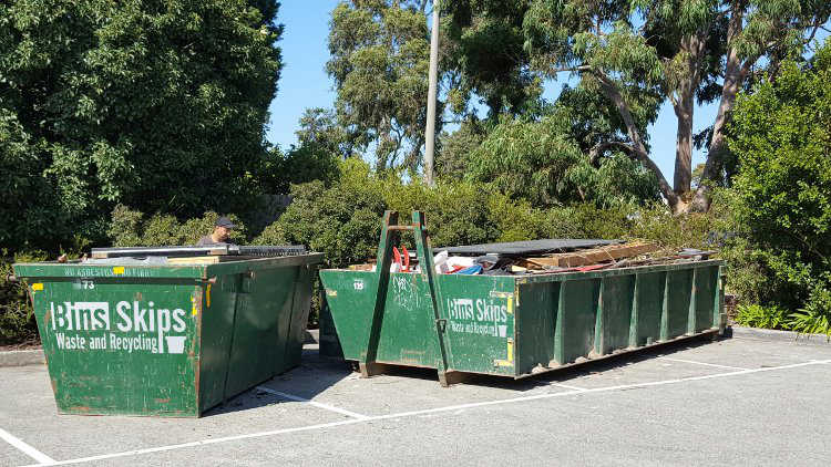 Randwick Skip Bins with delivery to Maroubra, Clovelly, Coogee and Kensington