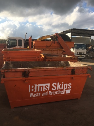 Bankstown Skip Bins depot in Chullora delivers to Padstow, Revesby and Milperra