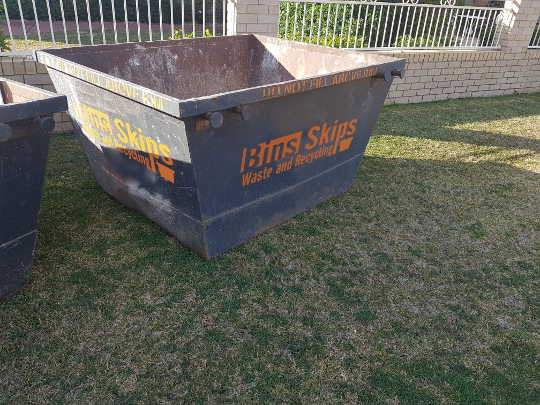 Hume Skip hire in Sunbury