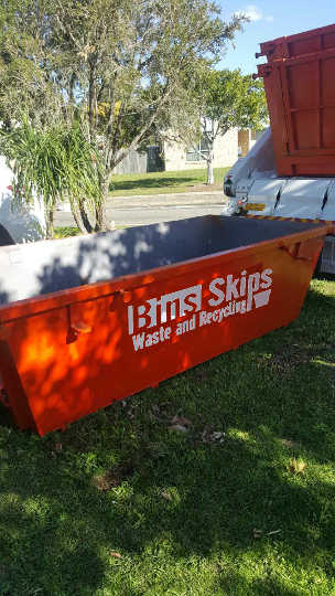 Monash Skip Bin in Glen Waverley