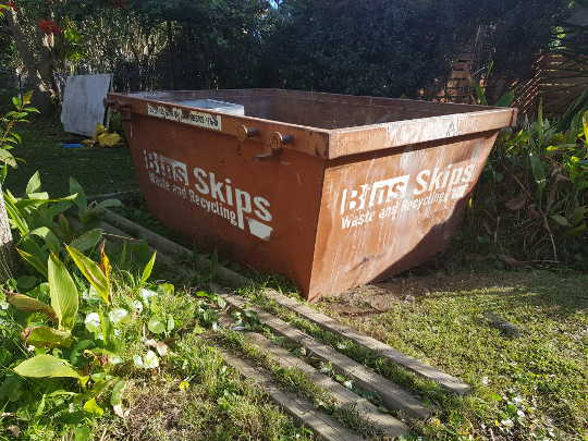 Whitehorse Skip Bin in Box Hill