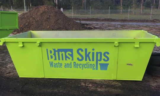 Manningham Skip Bin in Ringwood