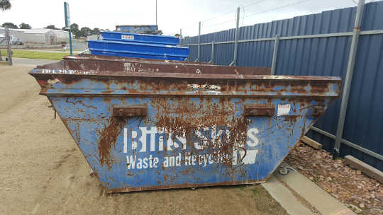 Canada Bay Skip Bins available for same day delivery